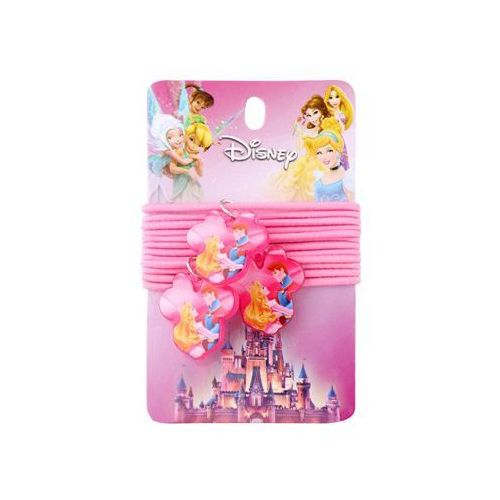 Lora Beauty Disney Sleeping Beauty Opaski do włosów (Pink) 6 szt.