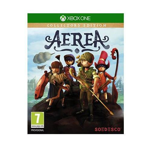 OKAZJA - AereA Collectors Edition (Xbox One)