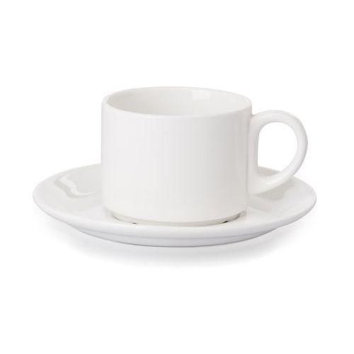 Spodek do filiżanki espresso porcelanowy Modermo Prima