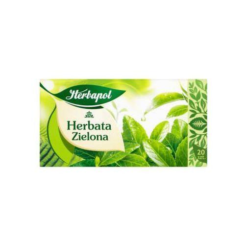 Herbata zielona EX'20 40 g Herbapol