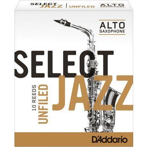 Rico jazz select unfiled 3h stroik do saksofonu altowego