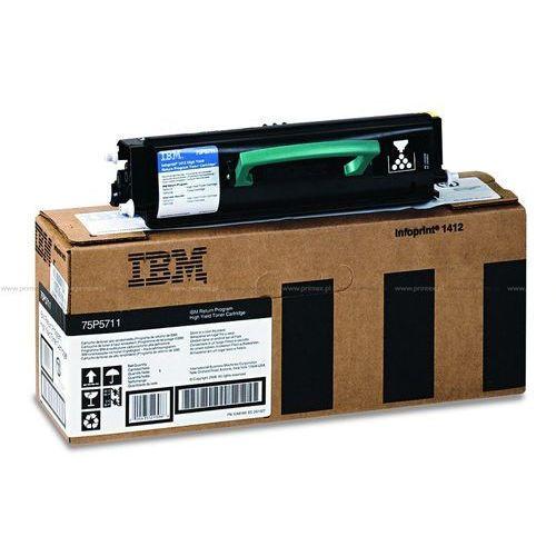 IBM toner Black 75P5711