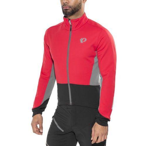 Pearl izumi elite pursuit kurtka mężczyźni czerwony/czarny s 2017 kurtki szosowe (0888687768709)