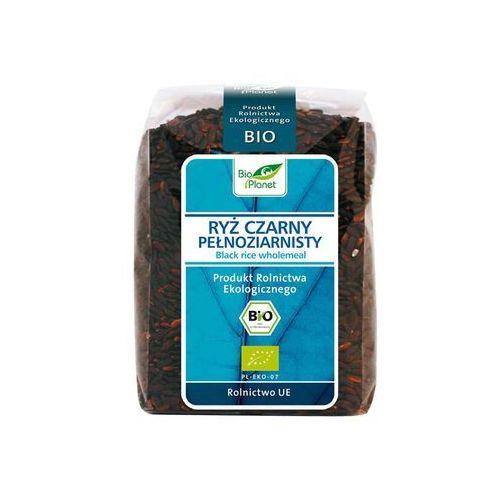 Bio Planet: ryż czarny pełnoziarnisty BIO - 400 g, 5907814662033