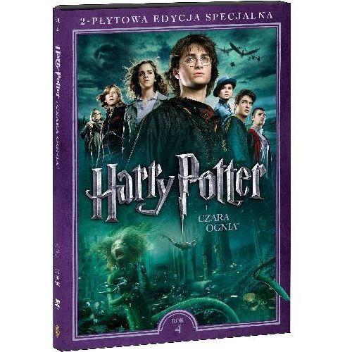 Harry potter i czara ognia, edycja specjalna (2xdvd) - mike newell marki Galapagos. Najniższe ceny, najlepsze promocje w sklepach, opinie.