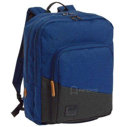 Roncato adventure plecak miejski - blu notte (8008957430118)
