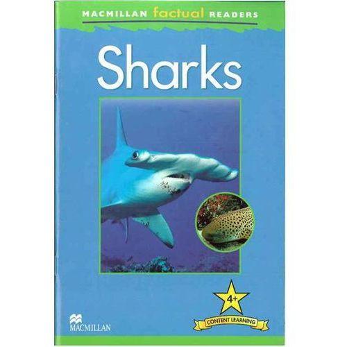 Macmillan Factual Readers Sharks level 4 (9780230432239)