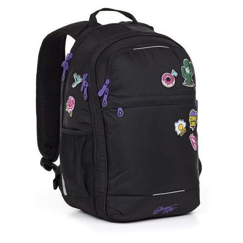 Plecak młodzieżowy rubi 17007 g marki Topgal. Najniższe ceny, najlepsze promocje w sklepach, opinie.