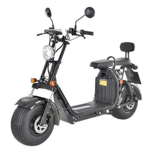 Hecht czechy Hecht cocis black skuter e-skuter motor elektryczny akumulatorowy motocross motorek motocykl - oficjalny dystrybutor - autoryzowany dealer hecht