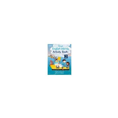 First English Words. Activity Book 2, książka z kategorii Podręczniki