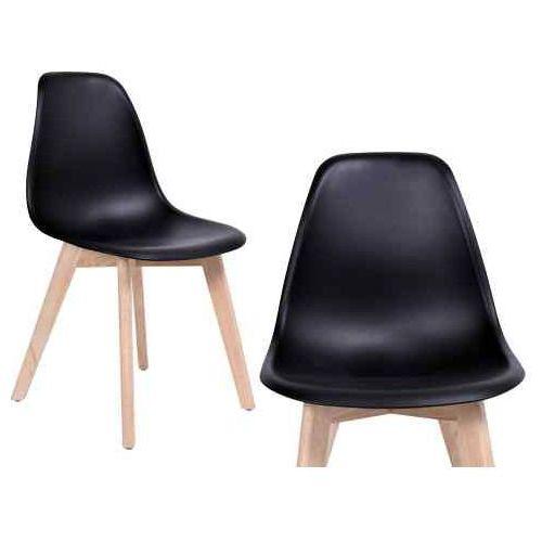 Gockowiak Krzesło asti - czarne