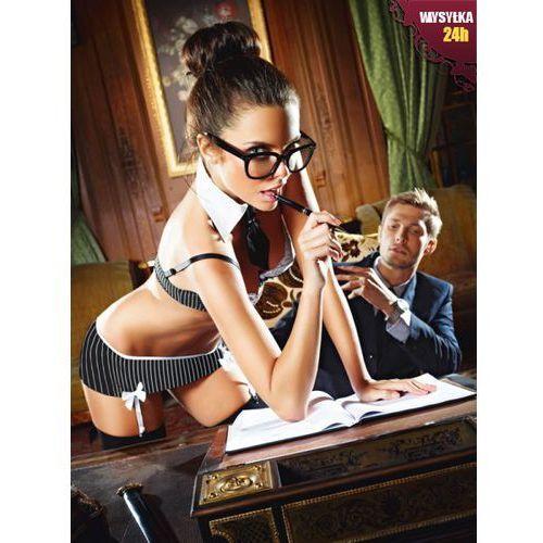 Baci Lingerie 1249 Plus size Kostium sekretarki z kategorii Kostiumy erotyczne
