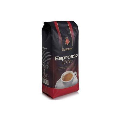 Kawa  espresso d'oro 1kg ziarnista marki Dallmayr