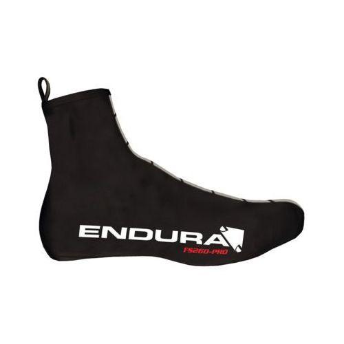 Endura fs260-pro lycra osłona na but czarny 42,5-44,5 ochraniacze na buty (5055205371887)