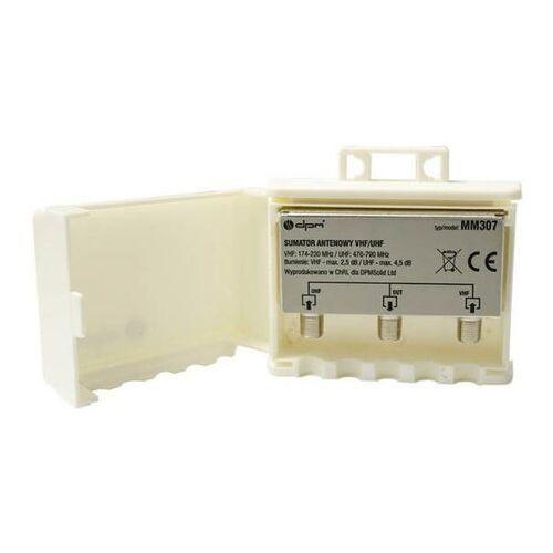 Sumator antenowy DPM Solid VHF/UHF (5900672653656)
