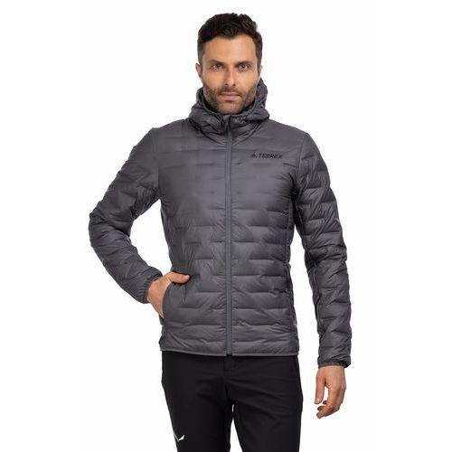 Kurtka light down hooded marki Adidas