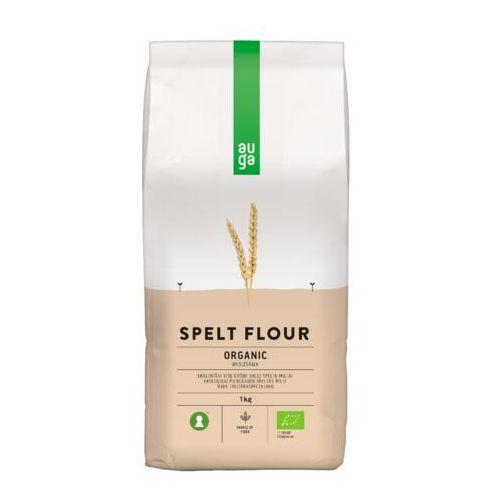 Auga Organiczna mąka orkiszowa pełnoziarnista 1000 g (4771085203995)