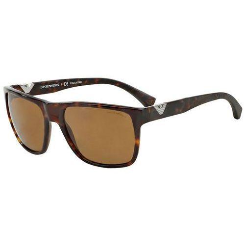 Emporio armani Okulary słoneczne ea4035 polarized 502683