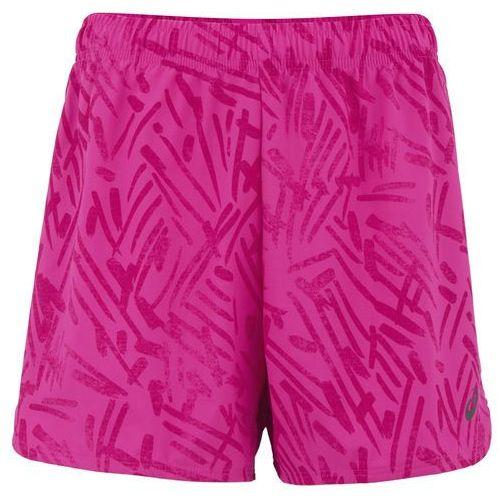 Asics woven spodnie do biegania kobiety różowy (8717999773892)