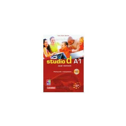 Studio D A1. Podręcznik z Ćwiczeniami + CD (9788361059288)