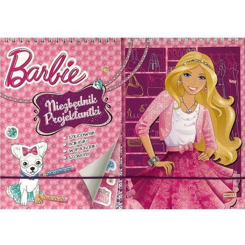 Barbie. Niezbędnik Projektantki. SKN 101 - Praca zbiorowa (9788325318222)