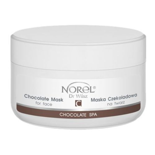 chocolate mask for face maska czekoladowa na twarz (pn231) marki Norel (dr wilsz)