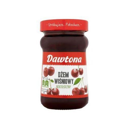 Dżem wiśniowy niskosłodzony 280 g Dawtona (5901713009470)