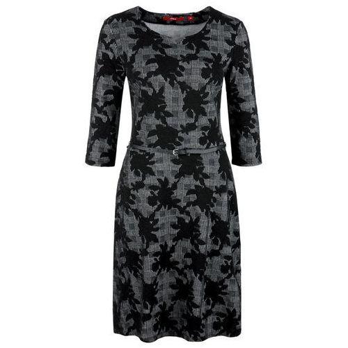 S.oliver sukienka damska 34 czarna