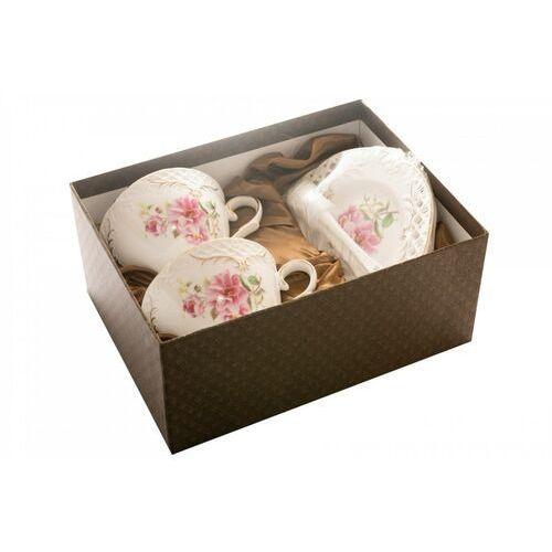 2 filiżanki porcelanowe do kawy herbaty filiżanka marki Fusaichi pegasus