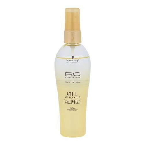 Schwarzkopf professional bc bonacure hairtherapy oil miracle oil mist (cienkie wosy) 100 ml