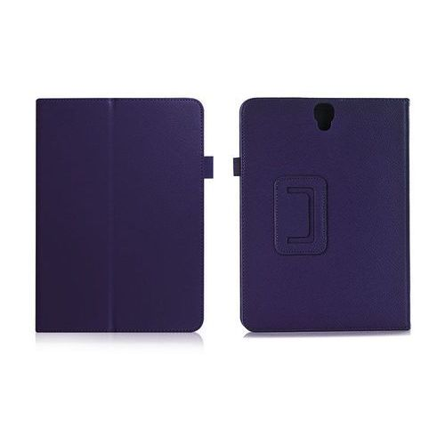 Etui stojak Samsung Galaxy Tab S3 9.7 Granatowe - Granatowy, kolor niebieski