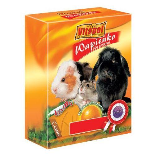 kostka wapienna dla gryzoni xl pomarańczowa marki Vitapol