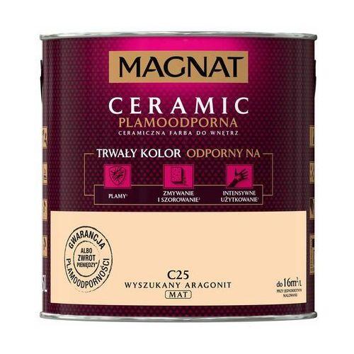 Farba Magnat Ceramic wyszukany aragonit 2,5 l, q1196025000045500