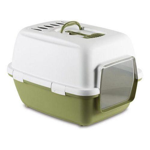 stefanplast toaleta dla kota z nadstawką cathy 56x40x40cm wybór kolorów marki Zolux
