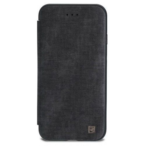 Etui kabura Remax Winter Series Case for iPhone 7 Black, kolor czarny