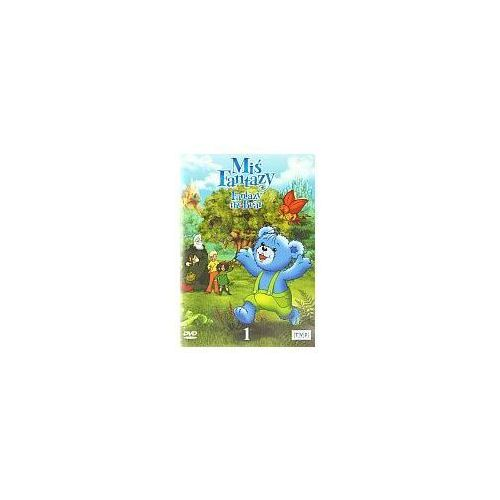 Miś fantazy - część 1 (dvd) - robert turło od 24,99zł darmowa dostawa kiosk ruchu marki Tvp