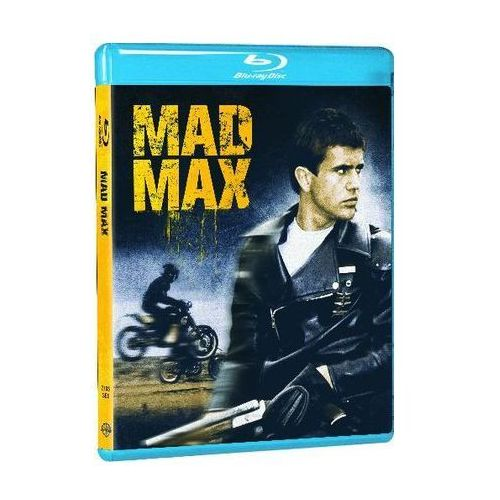 Mad Max (Blu-Ray) - George Miller DARMOWA DOSTAWA KIOSK RUCHU