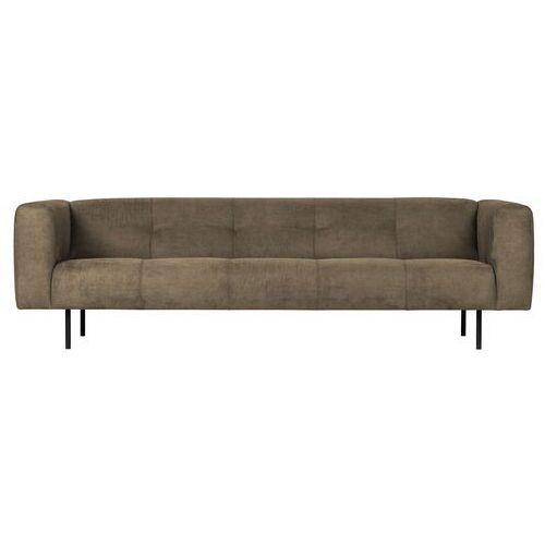 Woood Sofa Skin 4-osobowa 2,5 m oliwkowa zieleń 375113-O (8714713093717)