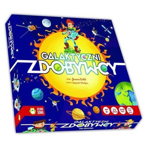 Galaktyczni Zdobywcy - Zielona Sowa, AM_5901761117394