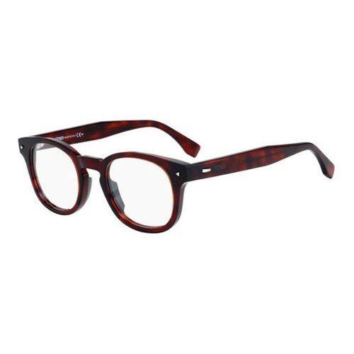 Okulary korekcyjne  ff 0217 0uc marki Fendi