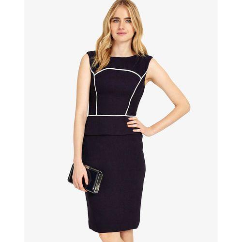 Phase eight  edeba textured dress
