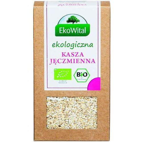 Przecena kasza jęczmienna bio 500 g marki Ekowital
