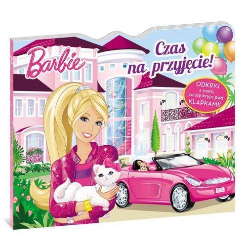 Barbie Czas na przyjęcie., praca zbiorowa