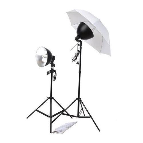 Vidaxl  zestaw studio: parasole, abażury i statywy (8718475814870)