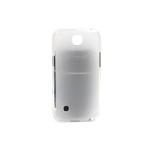 Lg k3 lte (k100) - etui na telefon flexmat case - biały marki Etuo flexmat case