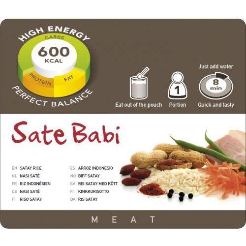 Ryż z szynką w sosie satay (1 porcja) marki Adventure food