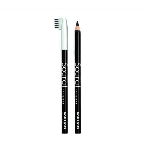 sourcil eyebrow pencil - kredka do brwi ze szczoteczką 01 noir marki Bourjois