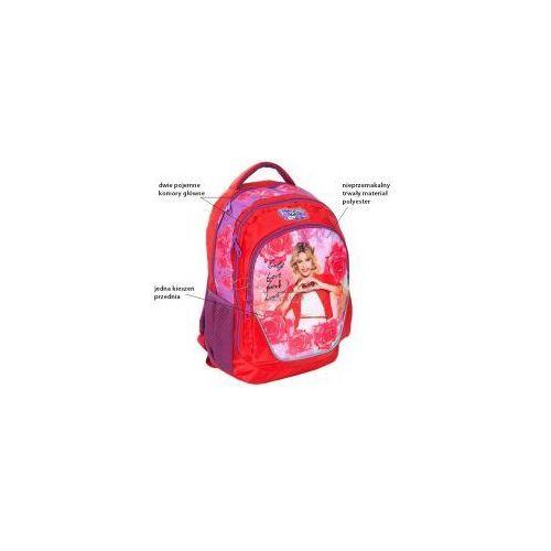 Plecak szkolny violetta disney tornister dvj-367 marki Paso