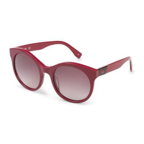 Lacoste Okulary przeciwsłoneczne damskie - l851s-26