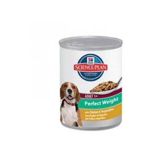 Hills Hill's canine adult perfect weight chicken & vegetables - puszka 363g